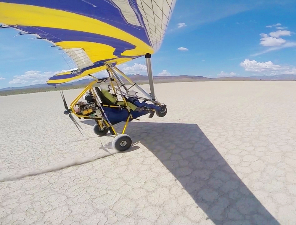 Evolution Trikes REVOLT Backcountry Sport Aviation Center Carson City NV